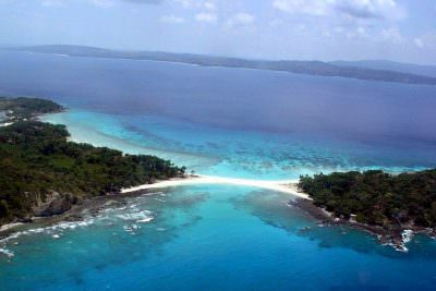 Ross and Smith Island in Andaman
