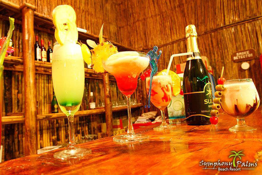 Symphony Palms Beach Resort Bar