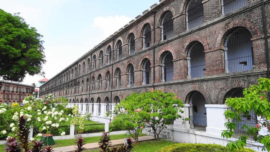 Cellular jail or Kala Pani in Andaman