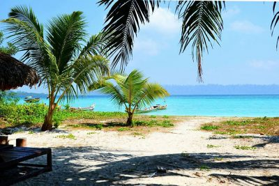 Vijaynagar Beach in Havelock Island