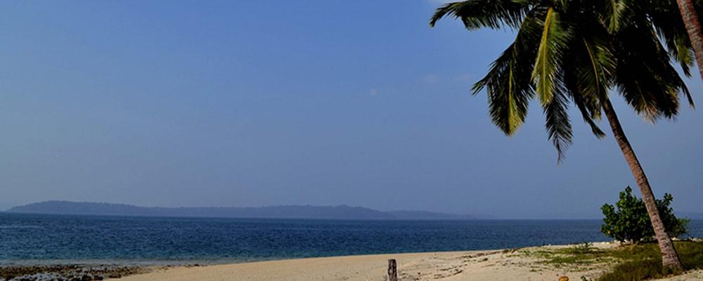 Avis Island Beach