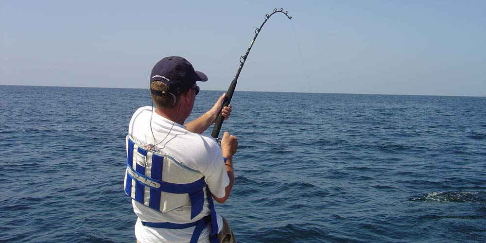 Game Fishing in Andaman