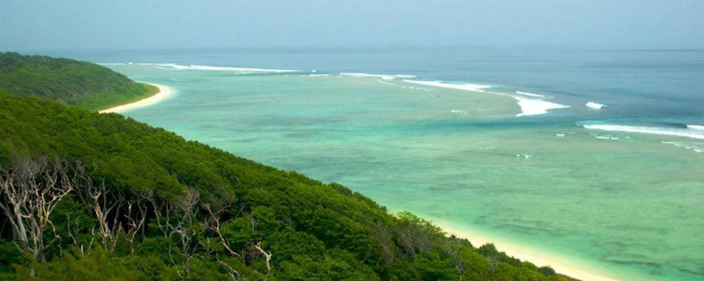 Hut Bay Island