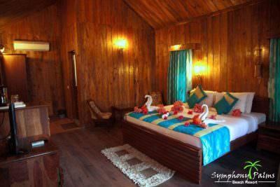 Lagoon Suite in Symphony Palms Beach Resort