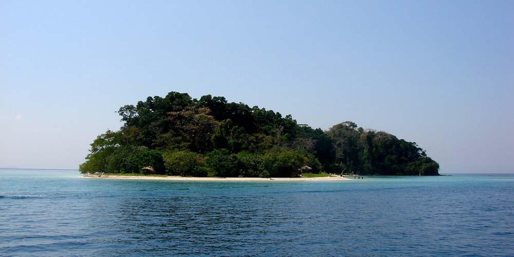 Mahatma Gandhi Marine National Park Andaman