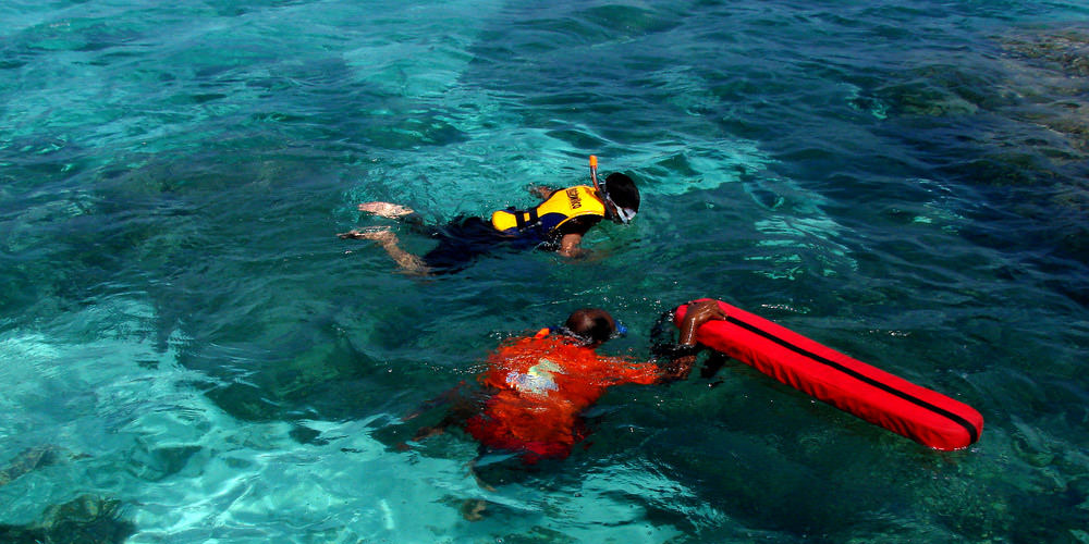 Snorkeling in Andaman and Nicobar