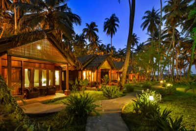 Andaman Chalet Rooms in Seashell Havelock