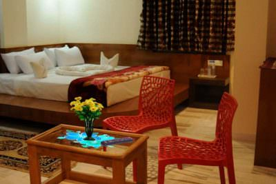 Deluxe Room of Hotel De Marina in Port Blair
