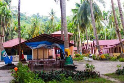 Orient Legend Resort in Havelock