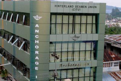 Hotel anchorage inn in port blair