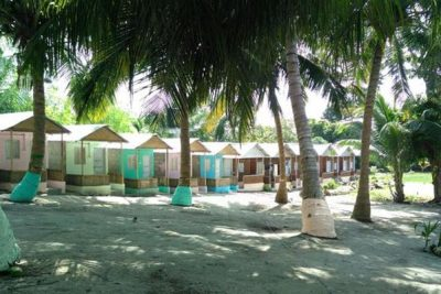 Kalapani Beach Resort in Neil Island